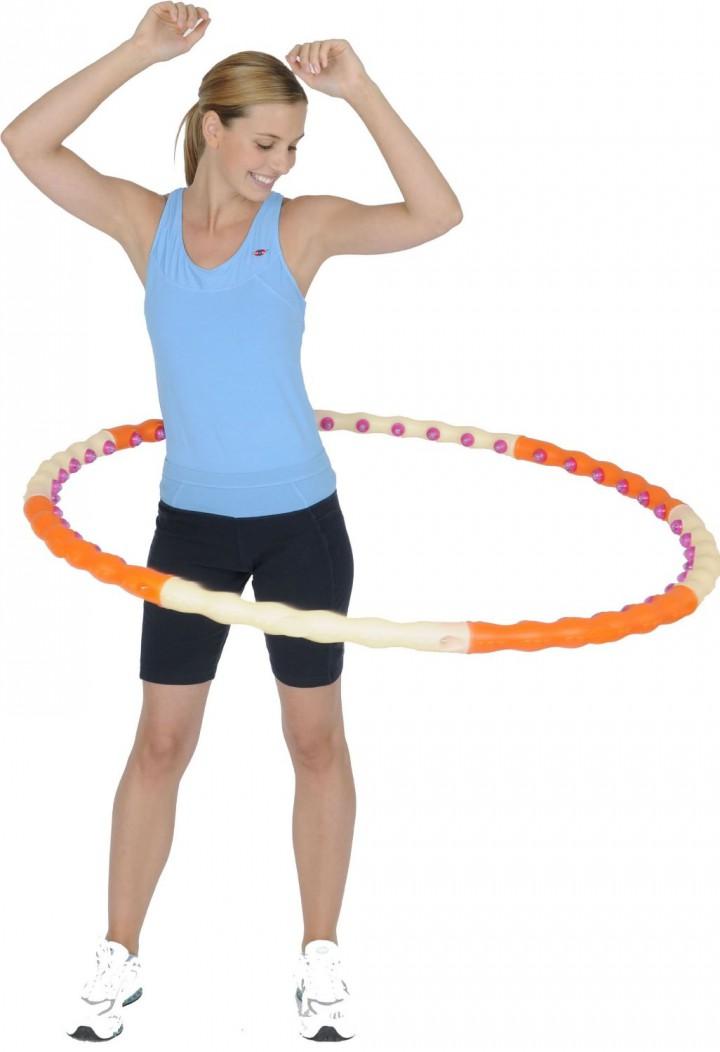 Korzystanie z hula hop