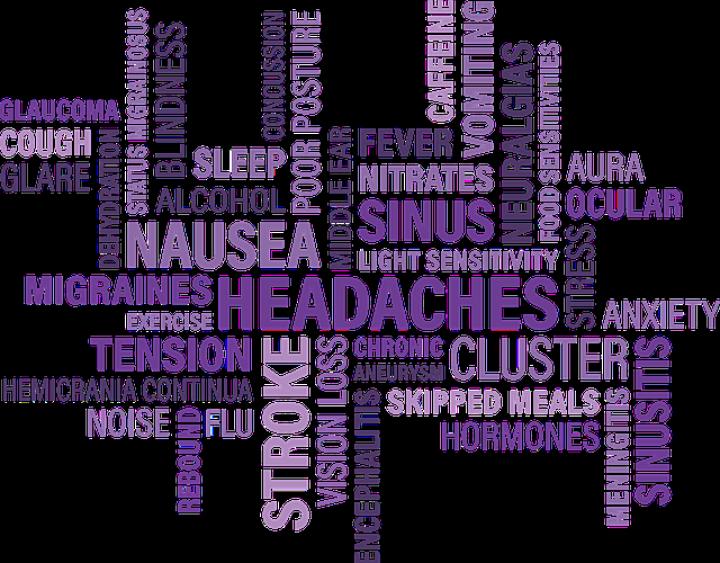 Jak odróżnić napięciowy ból głowy od migreny?