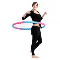 Ćwiczenia z hula hop = super brzuch