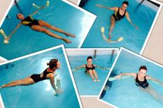 Poolates czyli pilates w wodzie