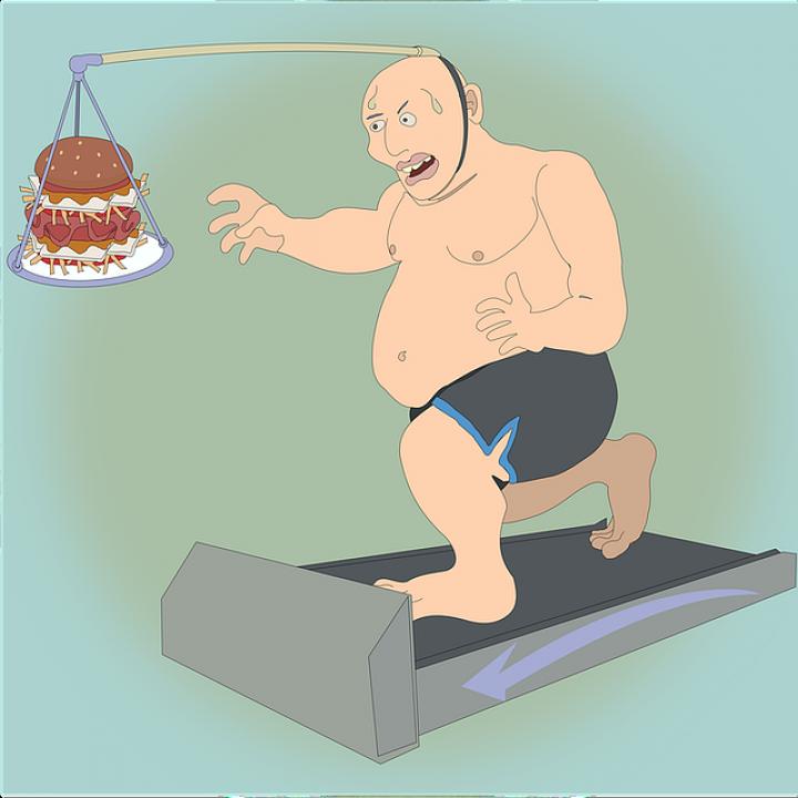 Jak spalany jest tłuszcz?