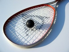 Squash to zdrowie!