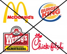 5 zdrowych fast foodów, czyli szybki numerek bez konsekwencji
